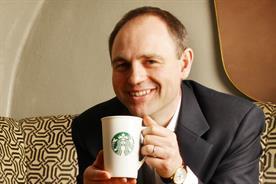 Ian Cranna: Starbucks' marketing director (photo: Steve Orino)