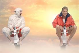 Air New Zealand: 2011 David Hasselhoff campaign