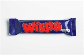Wispa boosts Cadbury sales