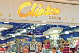 Clintons looks to modernise brand image