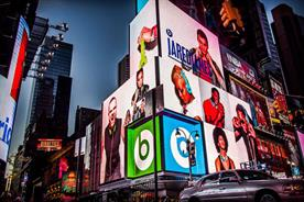 Beats by Dr Dre: Times Square activity