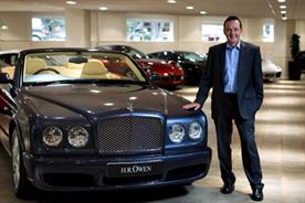 Andy Duncan: from Big Brother to Bentleys