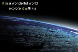 Thomas Cook: 'it's a wonderful world' campaign