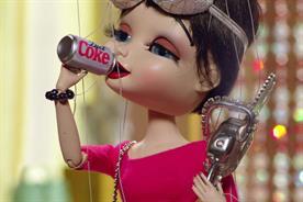 Diet Coke 'Handbags' by Mother