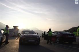 Ford Mondeo: behind-the-scenes of the epic ad shot in Norway