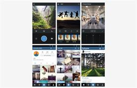 Instagram readies full ad launch and FIFA's head Sepp Blatter resigns