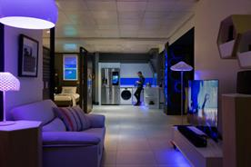The John Lewis smart home experience