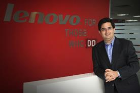 Lenovo: executive director of global brand communications Ajay Kaul