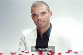 Umbro boots are serenaded by Real Madrid footballer for Valentine's Day