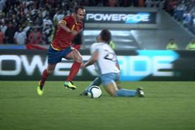 Powerade: Barcelona's Andrés Iniesta stars in sports drink's global ad campaign