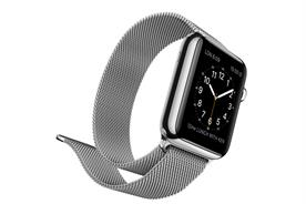 Despite Apple's social-shunning strategy, it's the wearable making the pace