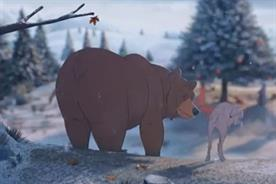 Does John Lewis' social profile rely too heavily on its Christmas campaign?