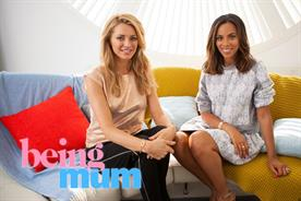 AOL: Being Mum hosts Tess Daly and Rochelle Humes