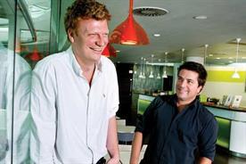 Brennan (left): giant, genuine, ginger