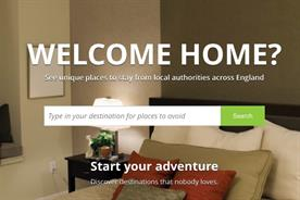 Carebnb: spoof Airbnb site aims to muster support for care leavers