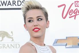 Miley Cyrus: one of a number of high-profile figures to identify as gender-neutral