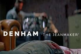 American Psycho as played by hipsters, for Denham