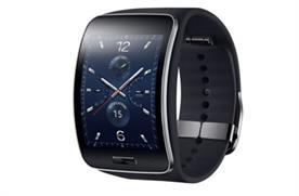 Samsung's new Gear S watch
