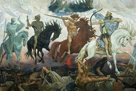 Advertising's future: the Four Horsemen are a-coming (Image PD-US)