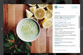 Instagram: borrowing from Facebook's ad platform, but not as saturated