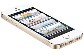 IPhone 5S: unveiled by Apple together with the mid-range 5C series