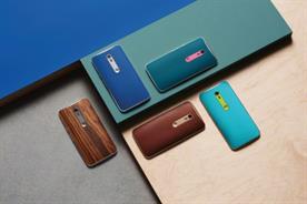 Motorola: the new Moto X Play high-end smartphone
