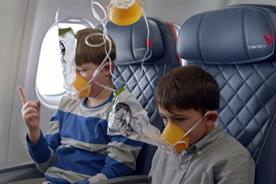 'Charlie bit my finger again': Delta Airlines taps into meme culture with quirky safety video