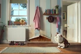 Churchill: the talking dog returns in a new campaign for the insurance firm