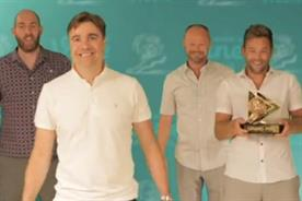 Twitter celebrates Cannes Lion win with Vine