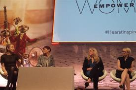 Women's magazine editors defend the role of fashion in the feminism debate #AWEurope