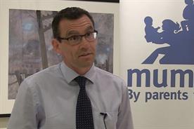 Chris McDonough, marketing director at Asda