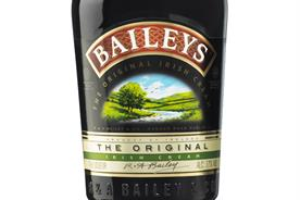 Baileys: new strategy around the line 'cream with spirit'