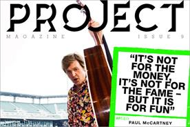 Project magazine: iPad-only title revamped after reader survey