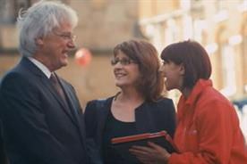 Santander: latest TV ad features bank staff with residents of Shrewsbury