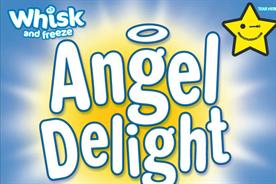 Angel Delight: readies ice-cream launch