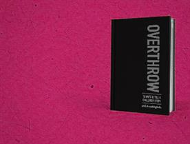 PHD introduces 10 new challenge types in 'Overthrow' book