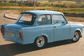 East Germany's Trabant to return as electric car