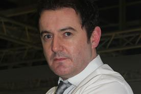 Brendan Judge: promoted to sales director at News International