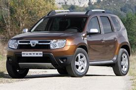 Dacia: Renault launches car in the UK
