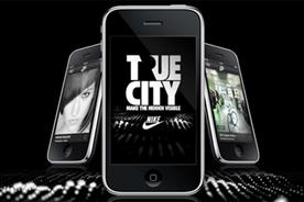 Nike: launches iPhone app