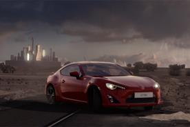 Toyota: ad campaign for GT86 model