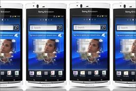 Sony Ericsson: Xperia Arc model