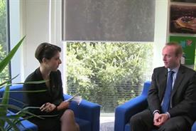 Matt Luscombe, InterContinental Hotels Group's (IHG) senior vice-president of sales and marketing