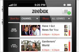 Zeebox: preparing jump to TV screens