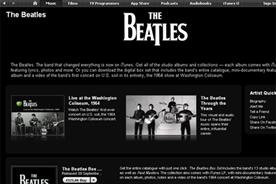 iTunes: new Beatles collection