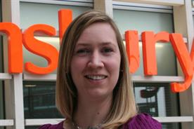 Katherine How, Comic Relief partnership manager, Sainsbury's