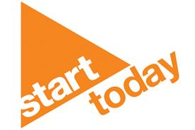 Start Today: sustainability initiative