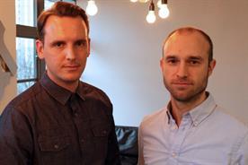 Simon Labbett and David Gamble: step down at  RKCR/Y&R