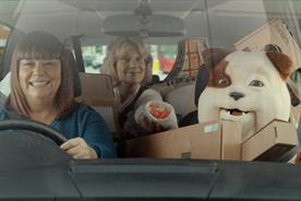 Churchill: new ad features Dawn French
