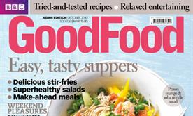 BBC Good Food: launches in Asia